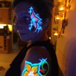 UV Body Art 1