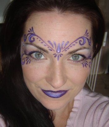 Cake Decorating Classes Mansfield Uk : Masquerade ball - First Class Face Painting