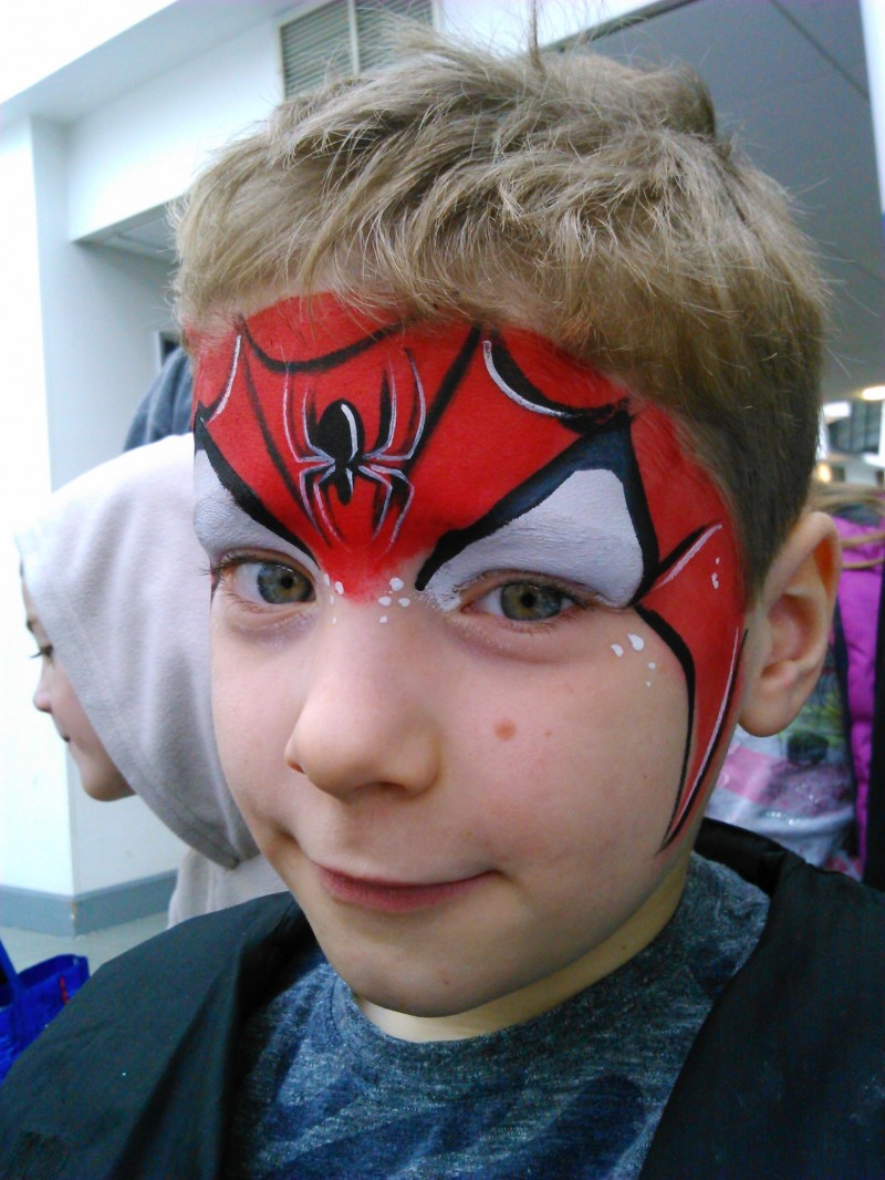 Cake Decorating Classes Mansfield Uk : - First Class Face Painting
